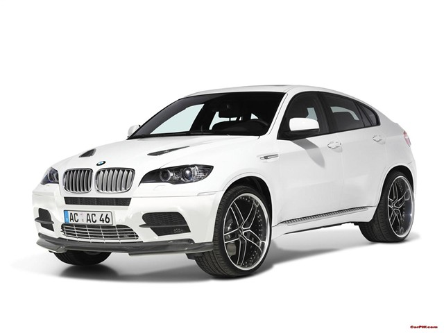 BMW X6 M AC Schnitzer 2010 Wallpapers